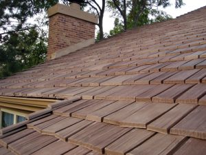 Decorator Shingles Wood