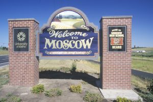 Welcome to Moscow, ID